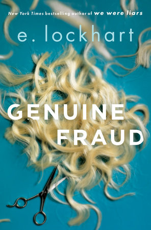 Genuine Fraud by E. Lockhart // Review & Discussion